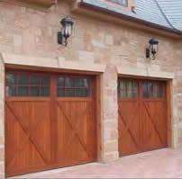 Ordinaire Steel Garage Door In Carriage House Style