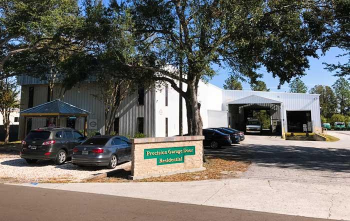 Contact Precision Overhead Garage Door Of Tampa Clearwater St