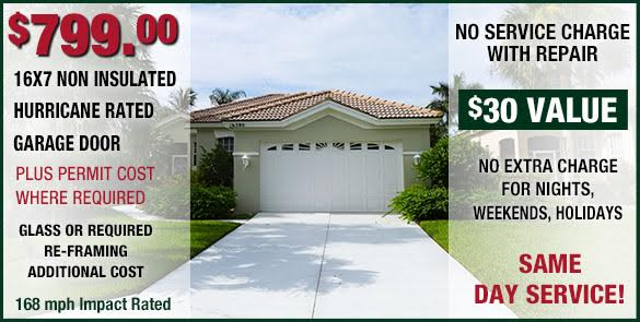 Precision Overhead Garage Doors Of Tampa Clearwater Amp St
